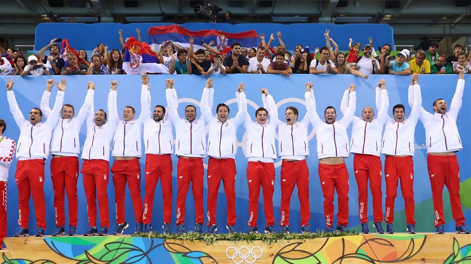 Predsednik Nikolić primio nosioce olimpijskih medalja