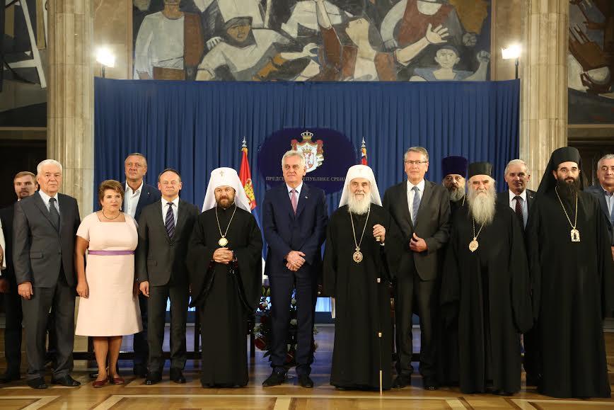 """""""Gasprom njeft"""" će finansirati izradu unutrašnjeg mozaika Hrama cvetog Save"""