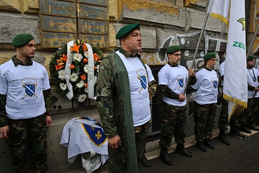 """BiH: Paravojne """"Zelene beretke"""" planiraju vojnu vežbu"""