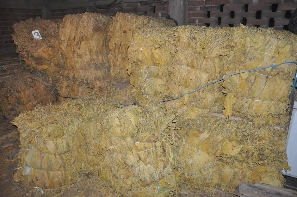 Smederevo: šercovao 3,5 tone duvana