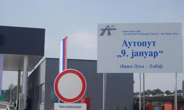 Vučić i Dodik otvorili 36 kilometara autoputa od Prnjavora do Doboja