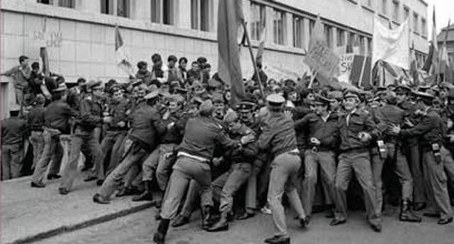 Jubilej: Četvrt veka od prvih demonstracija LSV