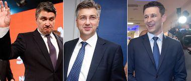 Izbori u Hrvatskoj: HDZ formira vladu sa Mostom?