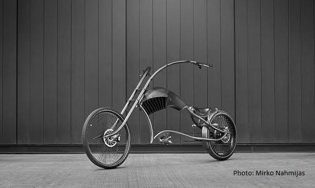 Priznanja: srpski električni bicikl najlepši na svetu