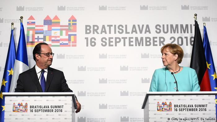 Posle Bratislave: teško stanje u EU