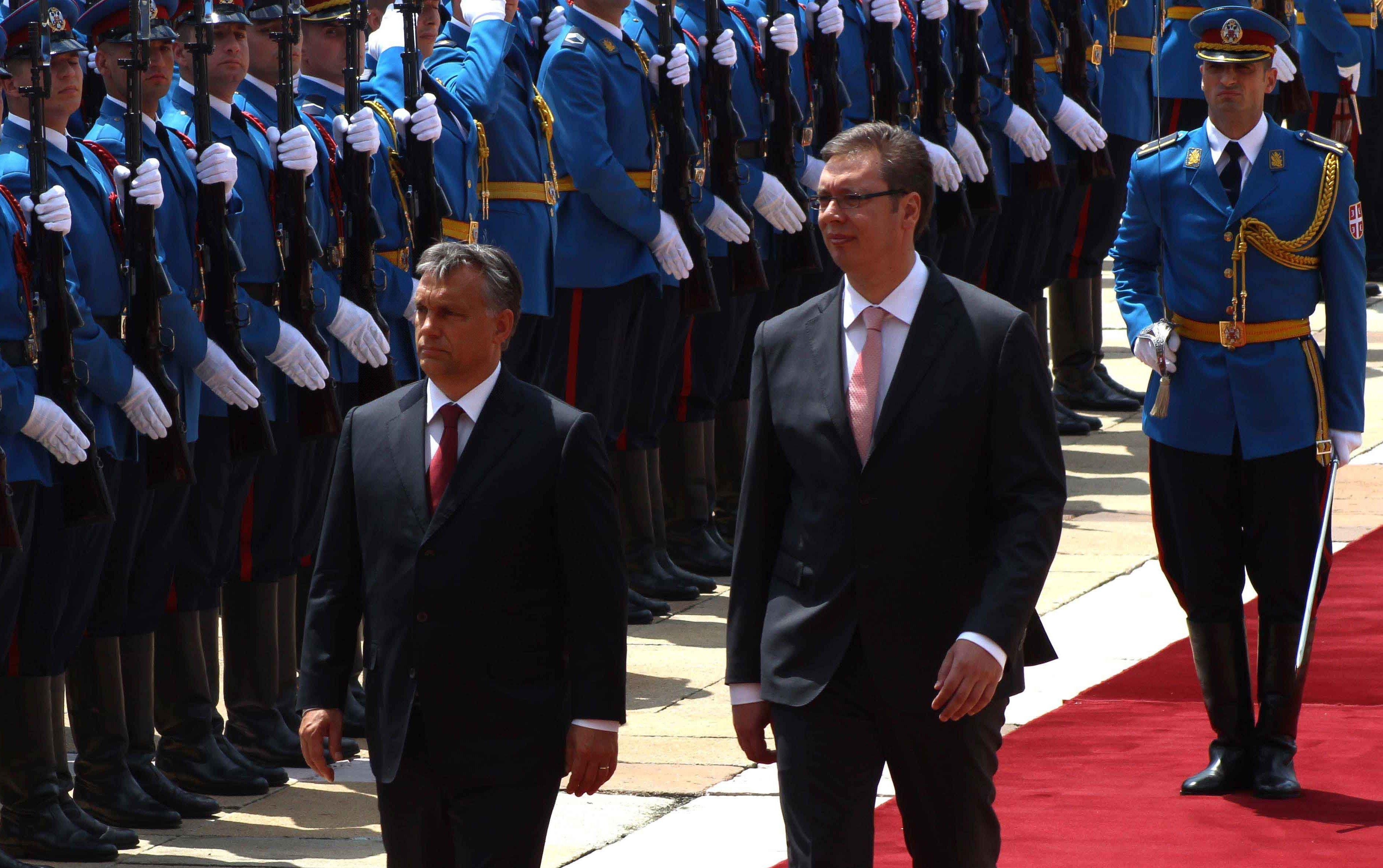Viktor Orban gost Aleksandra Vučića: Mađarska kao uzor Srbiji