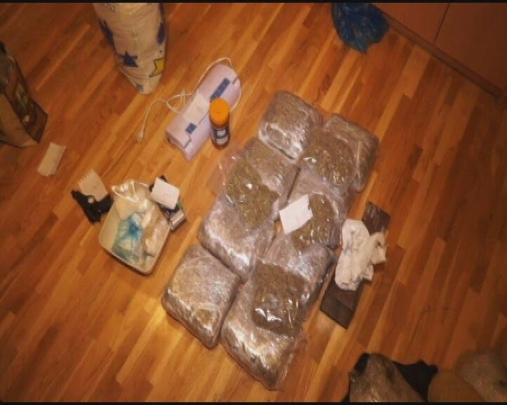 Beograd: državljanin Hrvatske proizvodio i prodvao drogu