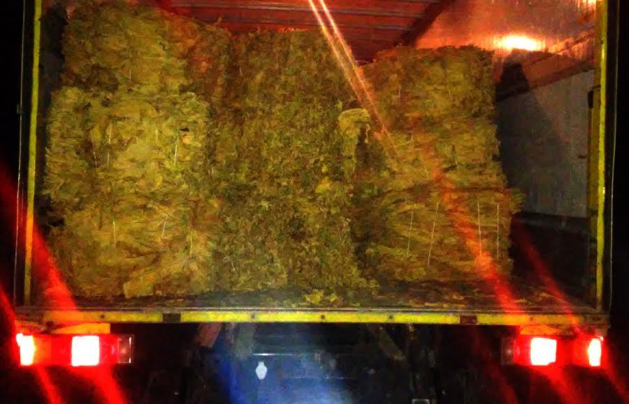 Jagodina: Otkriven šverc tri tone duvana