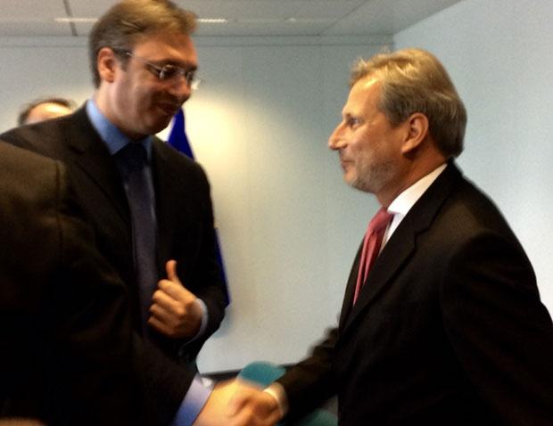 Čekajući Hana i Dodika: referendum u RS glavna tema razgovora?