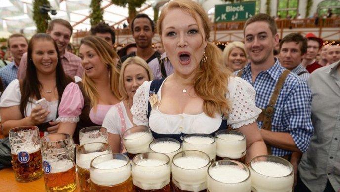 Počeo 183. Oktoberfest – festival piva i kobasica