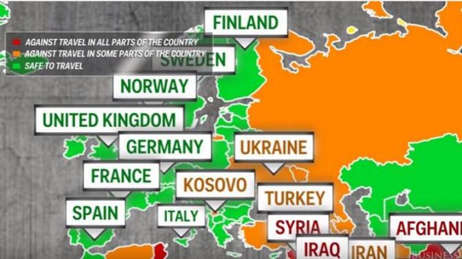 Velika Britanija: Kosovo (ne) sigurna turistička destinacija