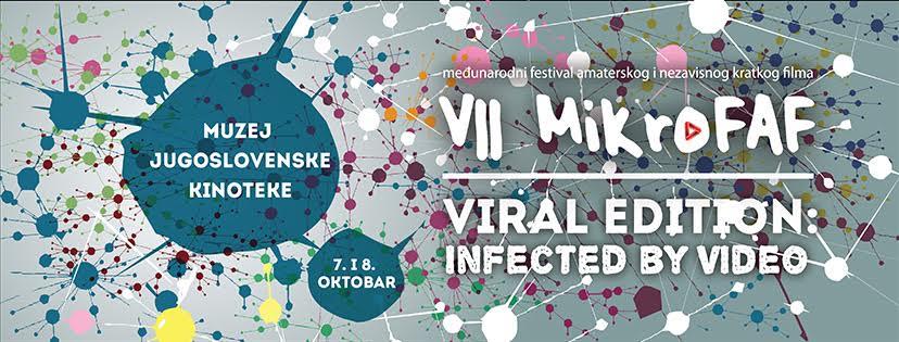 Muzej kinoteke: 7. i 8. oktobra Mikro festival amaterskog filma (MikroFAF)
