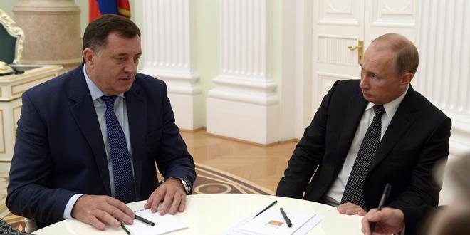 Dodikova poseta Moskvi: Putina (ne) interesuje referendum!