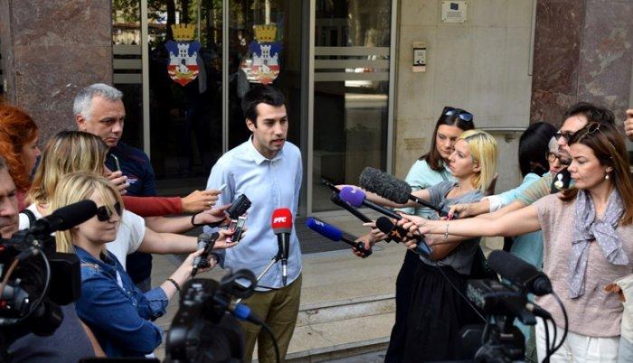 """Inicijativa """"Ne da(vi)mo Beograd"""" i dalje traži ostavke"""