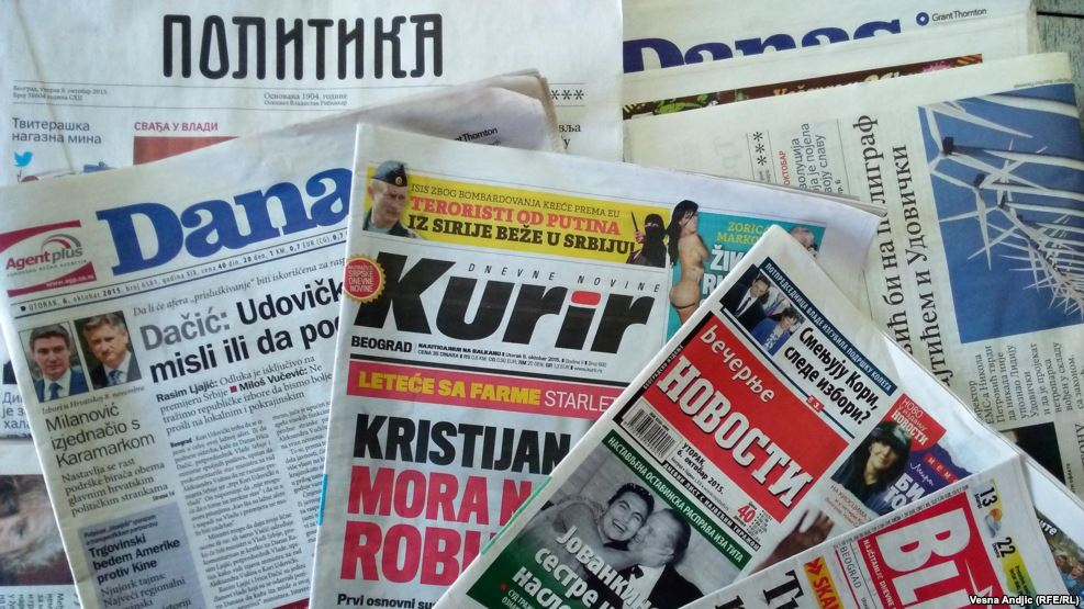 DJB: Svakodnevne pretnje smrću novinarima pretvorile Srbiju u državu straha