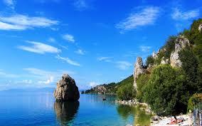 Makedonka preplivala Ohridsko jezero