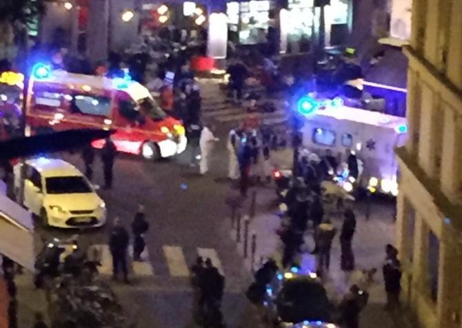 Pucnjava u centru Pariza!?