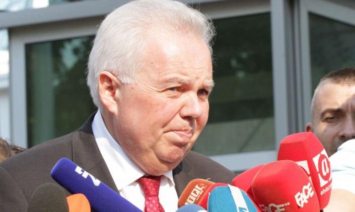 Ruski ambasador u BiH Ivancov danas s Dodikom