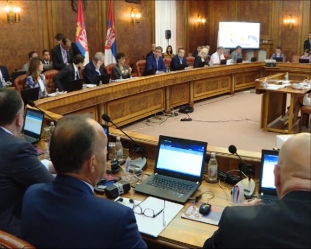 Sednica Vlade: formiraju se četiri tima za ostvarivanje ciljeva vlade