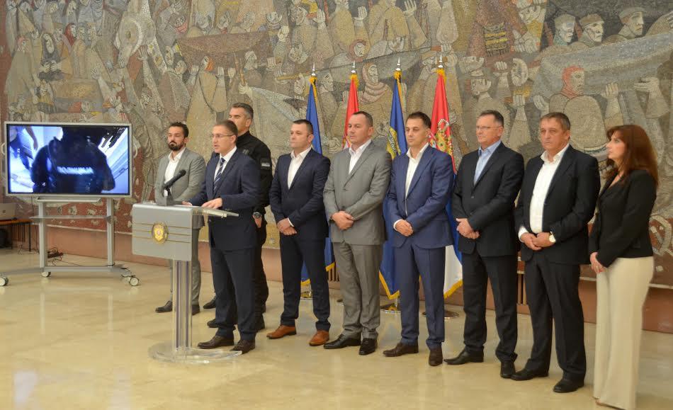 Još jedna akcija srpske  policije: veliki udarac kriminalu