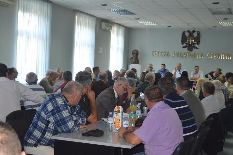 SRS: Održana sednica Centralne otadžbinske uprave