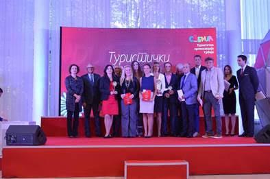 "Svetski dan turizma: dodeljene nagrade ""Turistički cvet"""
