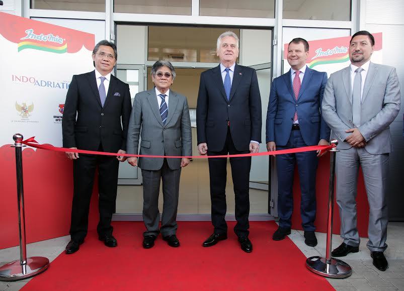 Inđija: Nikolić otvorio prvu indonežansku fabriku u Srbiji