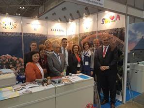 Turizam Srbije i regiona na sajmu u Japanu