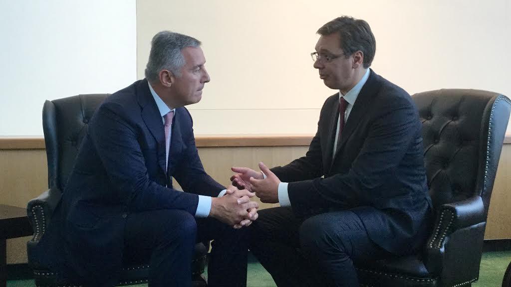 Vučić u Njujorku sastao se sa Đukanovićem, Mogerinijevom i Đagnatom