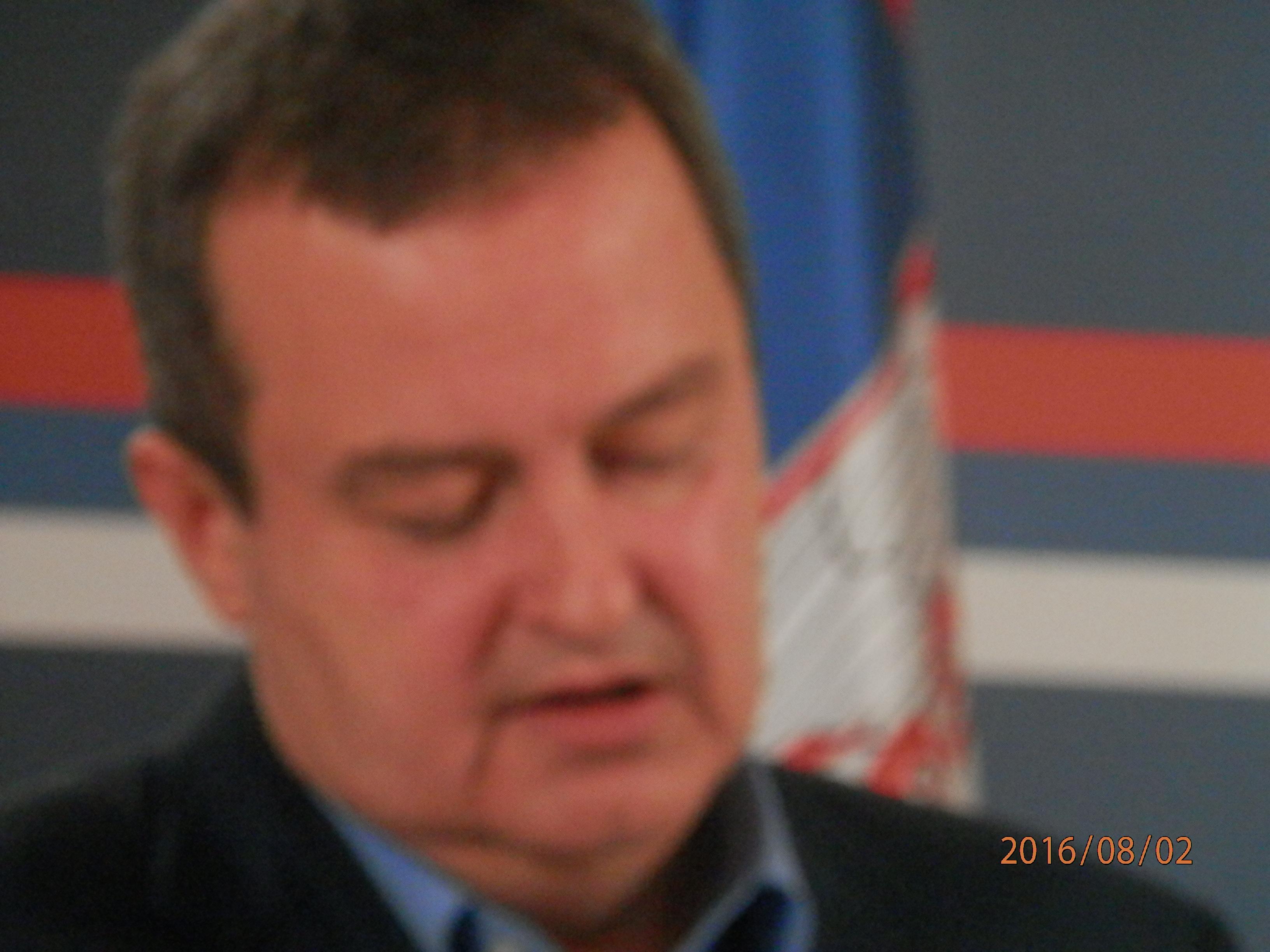 Ivica Dačić: Neće biti otvaranja poglavlja, pa šta!