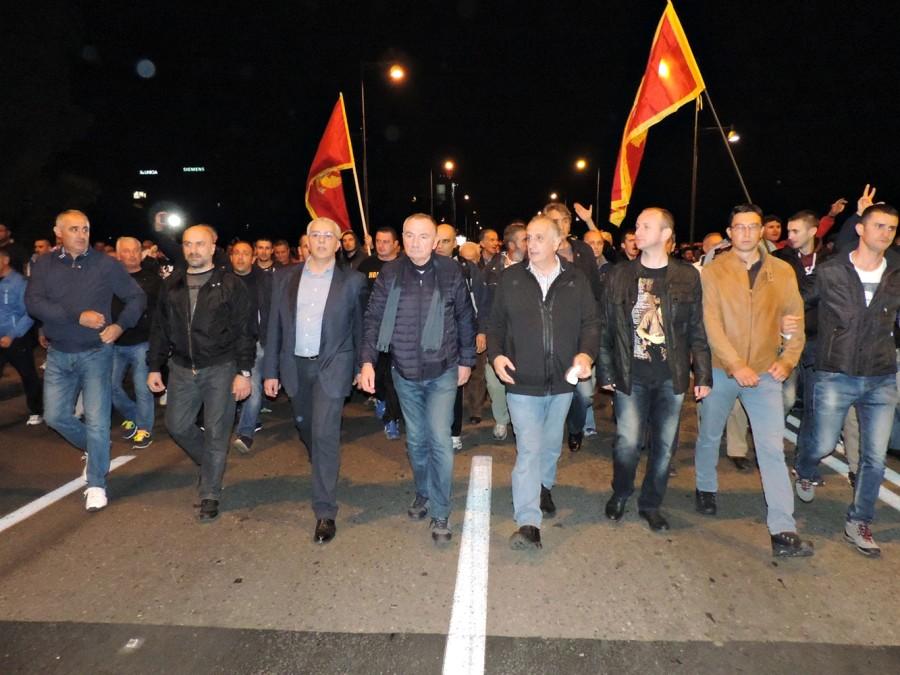 Podgorica: opozicija ne priznje rezultate izbora