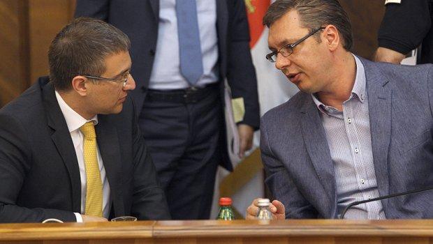Stefanović: Oružje nije slučajno ostavljeno