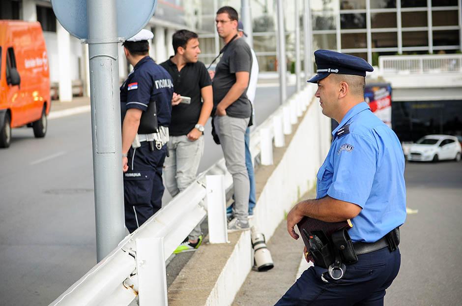 Bombe na aerodromu – bezopasne