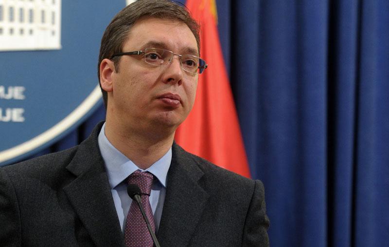 Vučić sumnja u osnovanost optužbi protiv grupe srpskih građana