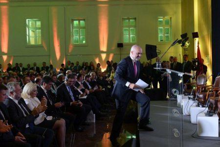 Niš: gost je bio albanski premijer Edi Rama