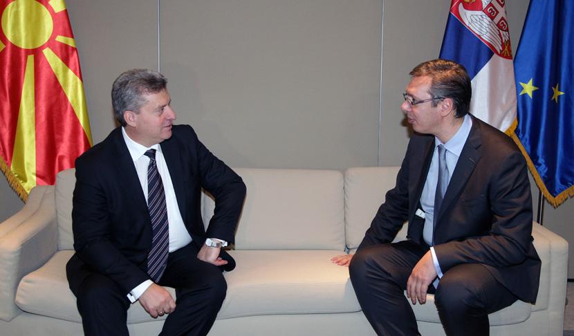 Vučić razgovarao sa Ivanovim