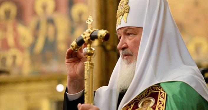"""Ruski patrijarh Kiril pozvao je na """"sveti rat"""""""