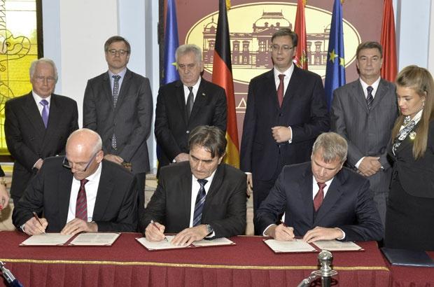 Kruševac: Kromberg i Šubert grade fabriku auto kablova