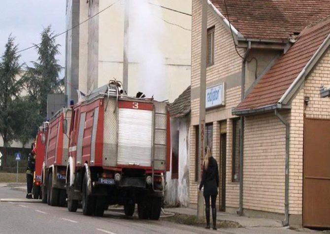Požar u Pančevu: Poginule tri osobe, 11 povređeno