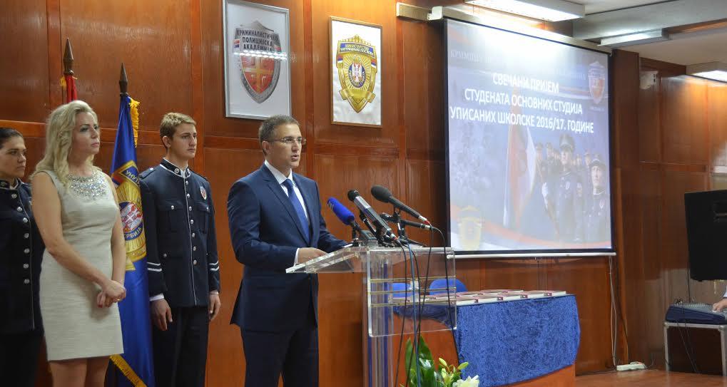 Protiv kriminala sa obrazovanim policajcima