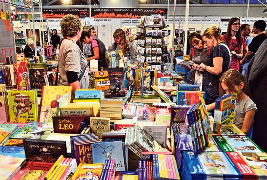 Knjige u ruke od 23. oktobra na Beogradskom sajmu