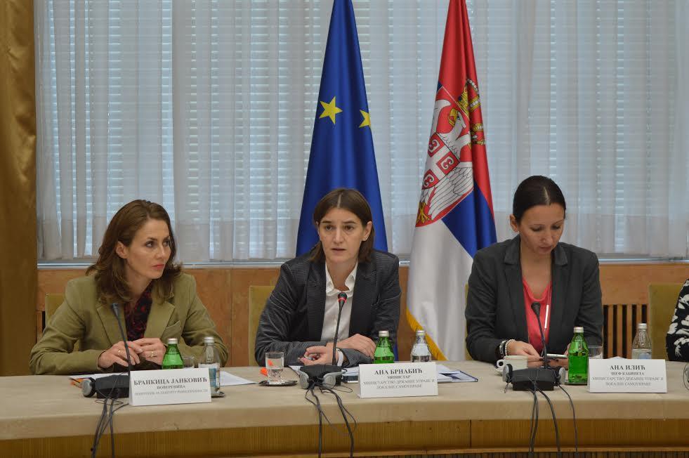 Ana Brnabić: nastavljamo da unapređujemo položaj svih nacionalnih manjina u Srbiji