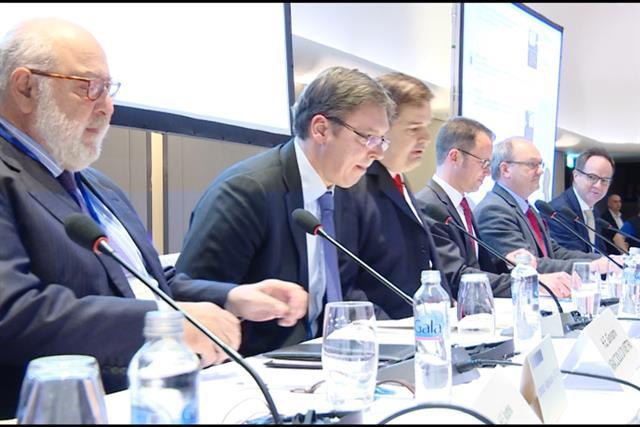 Beograd: Aleksandar Vučić na Medijskom forumu Jugoistočne Evrope (SEEMF)