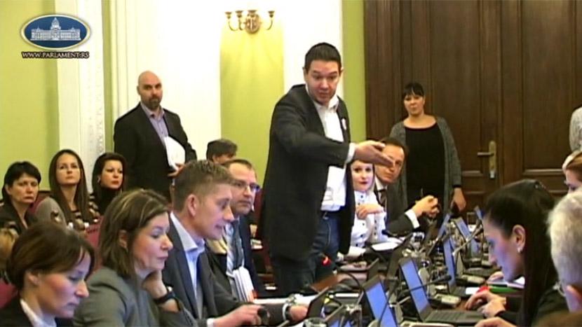DJB: Opozicija zakazuje sednicu za razrešenje Aleksandra Martinovića