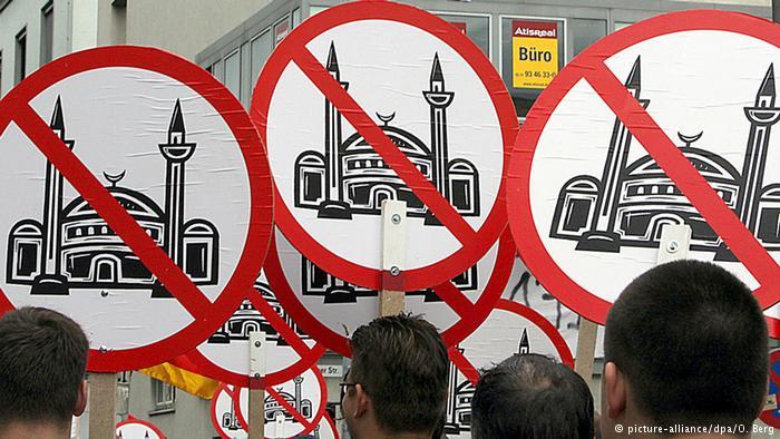 Nemačka policija pretresa džamije