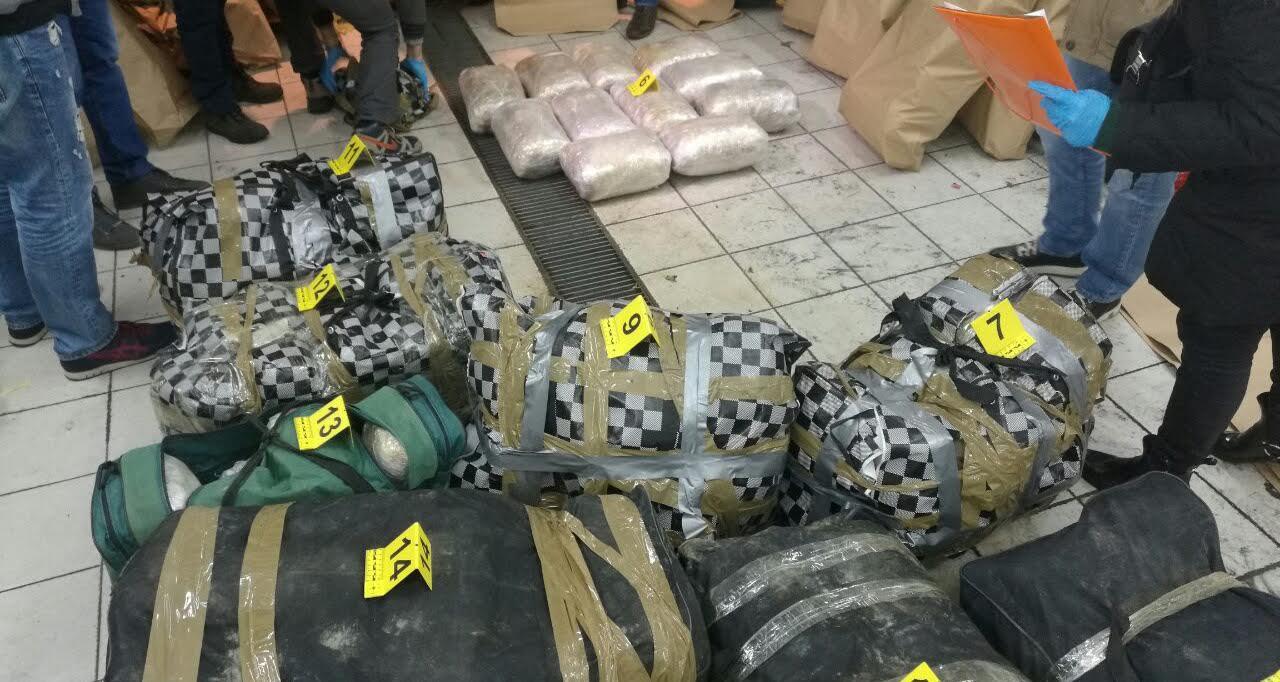 Policija zaplenila 230 kilograma marihuane