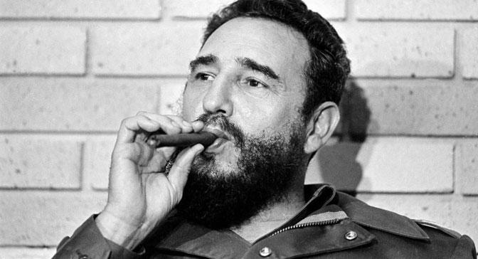 Umro Fidel Kastro
