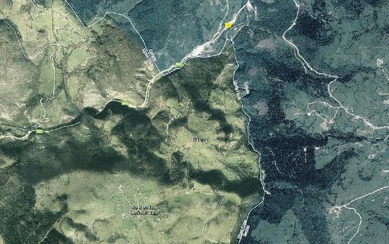 Incident na granici Srbije i Crne Gore