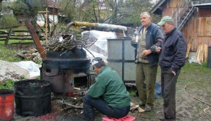 Kavadarci: opština plaća plin proizvođačima rakije