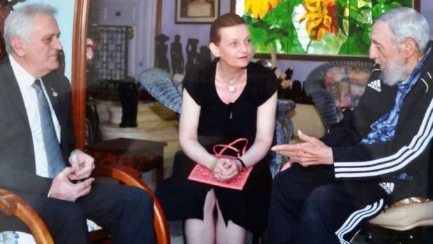 Tomislav Nikolić o Fidelu Kastru: bio sam gost u njegovoj kući